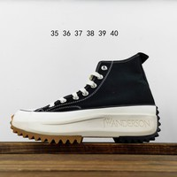Kuyou Fa19630 Jw Anderson X Converse Run Star Hike Chuck Taylor All Star Height Increasing Shoes