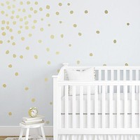Lil' Perfectly Imperfect Dots Mini-Pack Wall Decals