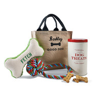 """Personalized """"Good Dog"""" Gift Tote"""
