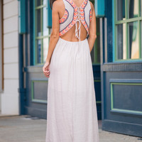 The Cassidy Maxi Dress, Taupe