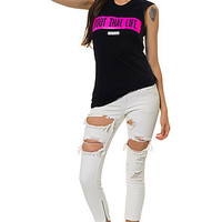 The Life Muscle Tee