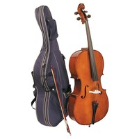 Stentor Student Cello Outfit (Brown)