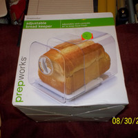 Bread Loaf Keeper. Storage Container. Fresh Saver.