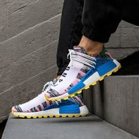Pharrell Williams x Adidas Afro HU NMD Solar Pack BB9529