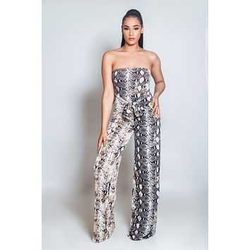 Acting up Jumpsuit