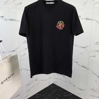 givenchy 2018ss Angel Devil t shirt  011