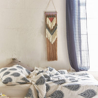 Plum & Bow Cato Henna Duvet Cover   Urban Outfitters