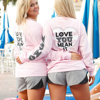 Jadelynn Brooke: Love You Mean It Long Sleeve