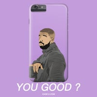 Drake Hotline Purple Humor IPhone 4 5 6 Plus / Galaxy S5 S6 Phone Case - Case15