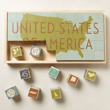 USA Blocks by Anthropologie Multi One Size Gifts