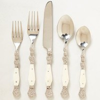 Resplendent Flatware by Anthropologie
