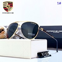 Porsche Fashion new polarized sun protection travel men eyeglasse glasses 1#
