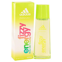 Adidas Fizzy Energy by Adidas Eau De Toilette Spray 1.7 oz for Women