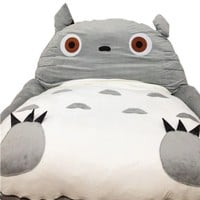 Wildforlife 3.1x1.8m the Logy Totoro Double Bed Large Edition Suit to Both Adult and Kid