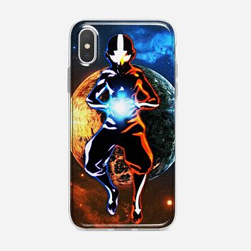 Avatar Aang The Last Airbender iPhone XS Case