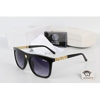 mieniwe? Perfect Versace Women Casual Summer Sun Shades Eyeglasses Glasses Sunglasses