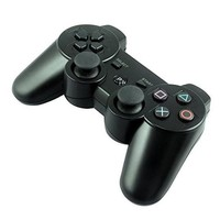 Wireless Bluetooth Double Vibration Remote PS3 Controller for Playstation 3