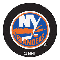 New York Islanders NHL Puck Mat (29 diameter)