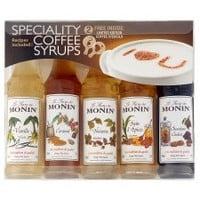 Monin Syrups Flavoured Pack 250ml