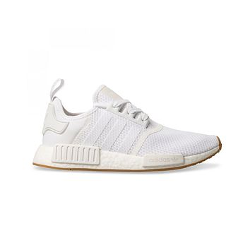 Adidas Originals Men's NMD R1 White Gum
