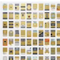 100 Essential Novels Scratch-off Chart