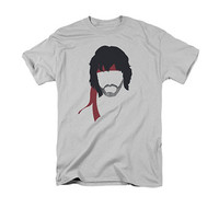 Rambo First Blood Hair Gray T-Shirt