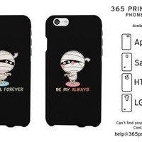 You Will Forever Be My Always Couple Phone Cases - 365 Printing Inc