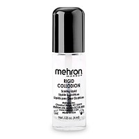 MEHRON RIGID COLLODION SCAR SCARRING LIQUID STAGE TV SPECIAL EFFECT MAKEUP
