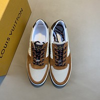 lv louis vuitton womans mens 2020 new fashion casual shoes sneaker sport running shoes 226
