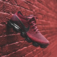 Nike Air VaporMax Flyknit - Red