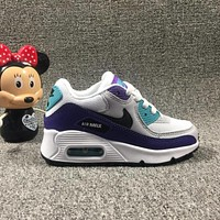 Nike Air Max 90 Child Shoes Multi Toddler Kid Shoes - Perfectgoodssale
