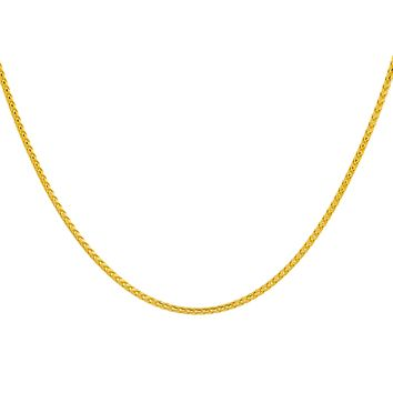 Men's Snake Chain Necklace