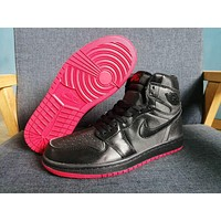 Air Jordan 1 HG Black Metal