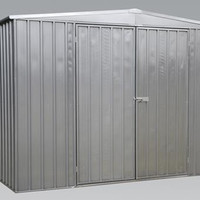 Sealey - GSS3030 Galvanized Steel Shed 3 x 3 x 2.1mtr