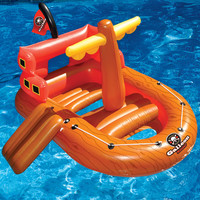 Swimline Galleon Raider Pool Float