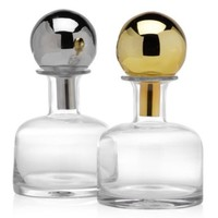 Spades Decanter | Glassware | Tableware | Z Gallerie