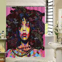 Kinky - Shower Curtain - Home Decorations