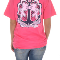 Anchored In Hope Tee