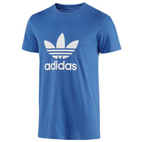 adidas Originals Trefoil T-Shirt - Blue