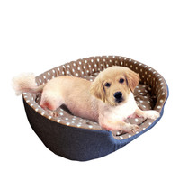 HOT in America! Wave point Tent, 3 sizes, Folding portable Pet dot cat tent/bed/beds/house/kennel/cage, free shipping HP017