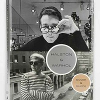 Halston And Warhol: Silver And Suede By The Andy Warhol Museum- Assorted One