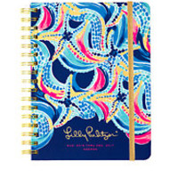 2016-2017 Medium Agenda - Exotic Garden | Lilly Pulitzer
