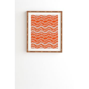 Hadley Hutton Coral Sea Collection 1 Framed Wall Art