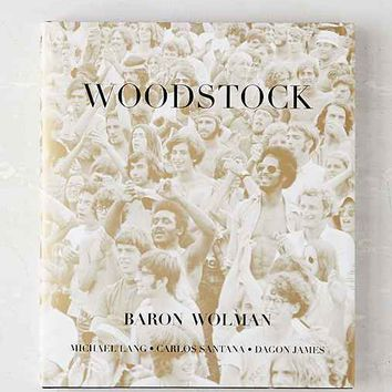 Woodstock By James Dagon, Baron Wolman, Carlos Santana & Michael Lang - Assorted One