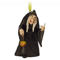 Disney 2018 Evil Queen as Hag Sketchbook Ornament New with Tags