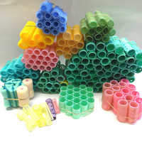 Hair Curlers Rollers 258 Piece Set