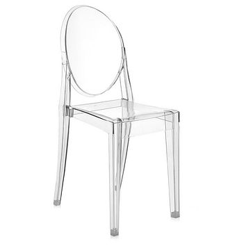 Victoria Ghost Chair - Set of 2