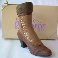 Just the Right Shoe - High Button Boot
