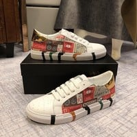 Dolce& Gabbana Women Men Fashion Casual Sports Shoes