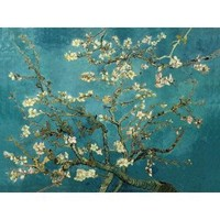 Almond Branches in Bloom By Vincent Van Gogh 12x16 $14.99